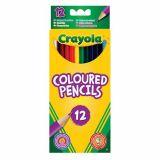 LekVira.se - Crayola träfärgpennor 12-pack