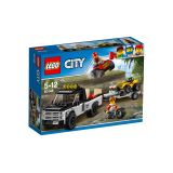 LekVira.se - Fyrhjulingsracerteam LEGO® City 60148