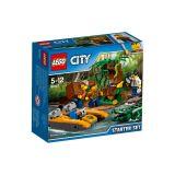 LekVira.se - Djungel - startset LEGO® City 60157