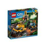 LekVira.se - Djungel - uppdrag med halvbandvagn LEGO® City 601