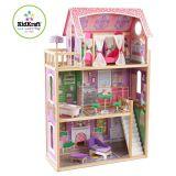 LekVira.se - Ava Barbie dockhus med möbler