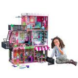 LekVira.se - Dockhus Barbiehus Brooklyn loft inkl möbler