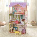 LekVira.se - Barbie dockhus, Poppy inkl möbler