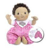 Rubens baby docka Molly i rosa dress