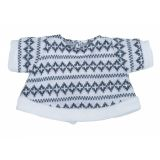 LekVira.se - Stickad tröja med mönster