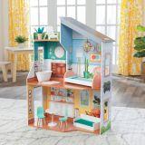 LekVira.se - Barbiehus Emily, ett dockhus med stora rum