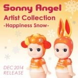 Sonny Angel Limited Happiness Snow Sheap