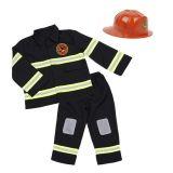 LekVira.se - Brandman kläder 3 delar 4-6 år