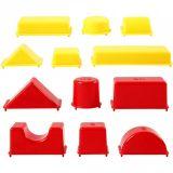 LekVira.se - Sandformar Geometri 12 mixade