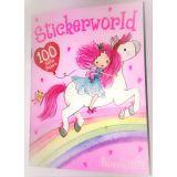 LekVira.se - Stickerworld bok liten, Prinsessan Mimi