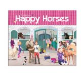 Create your happy horses Pysselbok
