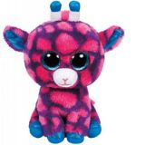 TY Beanie Boo Sky High rosa Giraff Regular