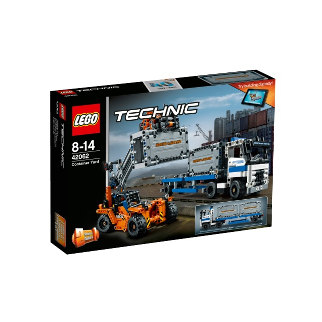 Containertransport LEGO® Technic 42062
