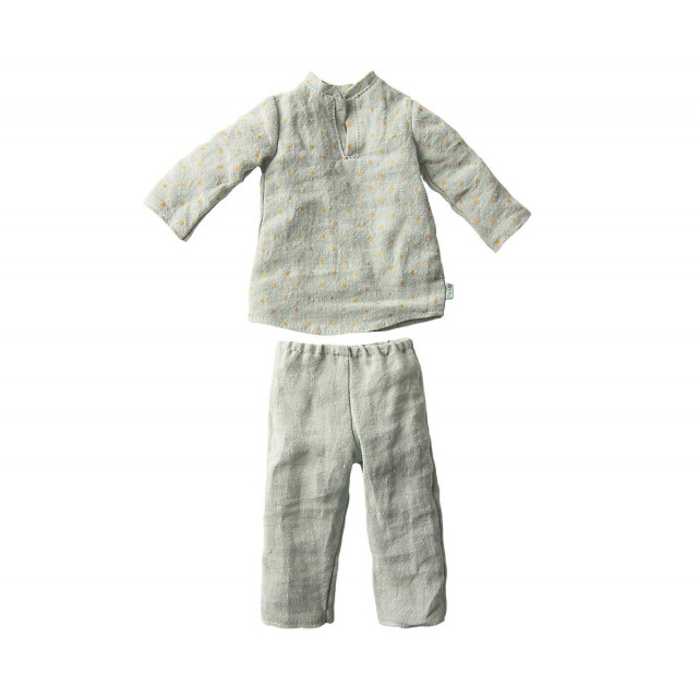Pyjamas set blå, size 3
