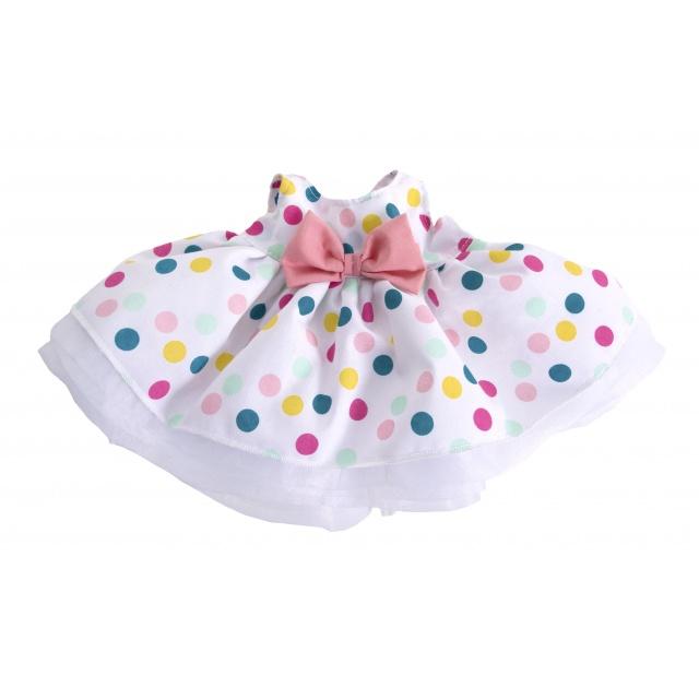 prickig klänning till dockan från rubens barn dockkläder ark och kids 25c5e2514c71d
